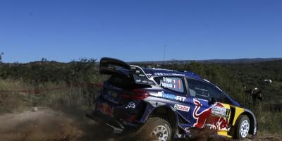 Ogier se impone en la súper especial de apertura del Rally de Argentina