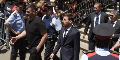El Supremo español confirma la condena por fraude fiscal a Leo Messi