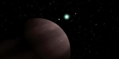 Los polos de Júpiter están cubiertos de ciclones