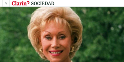 Falleció en Buenos Aires la directora de Clarín