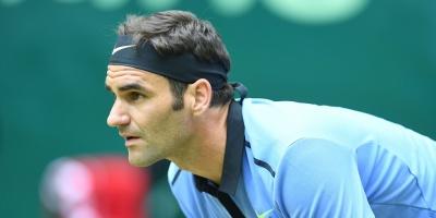 Federer accede con facilidad a la final de Halle