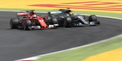 "Hamilton propone un ""cara a cara"" a Vettel """