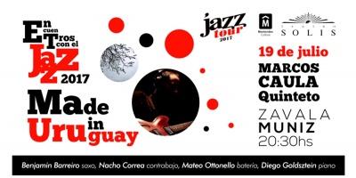 Artistas jóvenes se presentan en ciclo de jazz en el Solís