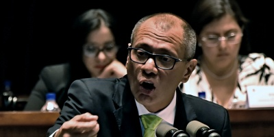 Oposición pide juicio político a vicepresidente de Ecuador por Odebrecht