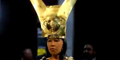 Reconstruyen rostro de mujer inca que gobernó hace 1.700 años