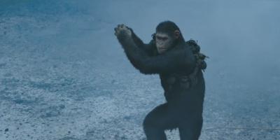 """Los """"simios"""" destronan al Hombre Araña del tope de la taquilla norteamericana"""