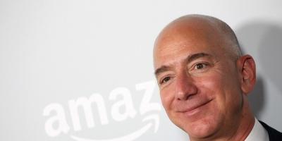 Jeff Bezos de Amazon se convierte en el hombre más rico del mundo