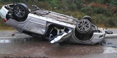 Dos muertos en sendos accidentes en Rocha y Maldonado