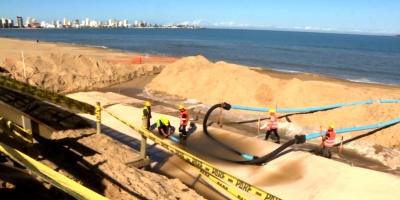 Nueva tecnología para recuperar dunas fernandinas