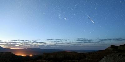 La Luna podría ensombrecer la lluvia de estrellas fugaces este sábado