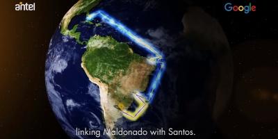 Inauguran el primer cable submarino uruguayo para telecomunicaciones