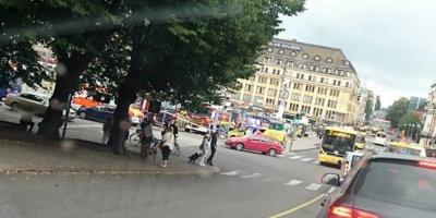 Varias personas apuñaladas en ciudad finlandesa de Turku, detienen a sospechoso