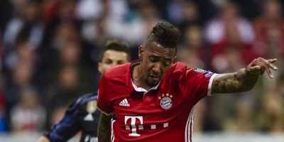 Kevin-Prince Boateng, nuevo jugador del Eintracht Fráncfort