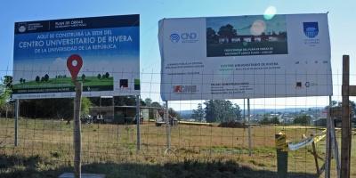 UTEC construye instalaciones educativas en Rivera