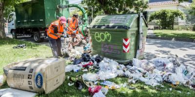 """Paro de Adeom por """"persecución sindical"""" afecta recolección se residuos"""