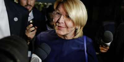 Ex fiscal venezolana llega desafiante a Brasil después que Maduro pidiera su captura