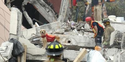 México: 50 personas con vida bajo los escombros