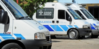 Salto: Una mujer en estado delicado tras recibir anestesia epidural