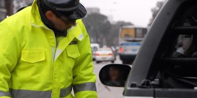 Inspector de tránsito fue agredido por un conductor en Canelones