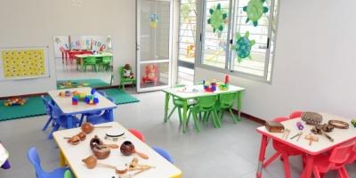 Paro parcial en centros CAIF, clubes de niños y centros juveniles