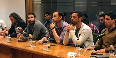 Mutual sin fecha para asamblea, buscan acuerdo con futbolistas