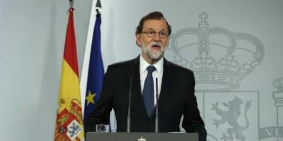 Gobierno español convocará comicios en Cataluña cuando se recupere normalidad