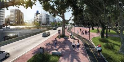 Túnel en Av. Italia y Centenario costará US$ 20 millones y estará pronto para 2019
