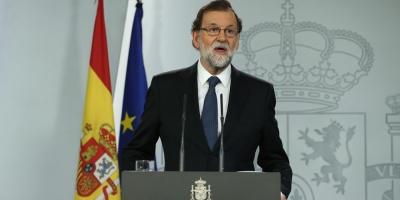 Puigdemont aún puede impedir cese si vuelve legalidad, según Gobierno español