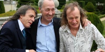 Falleció George Young, hermano de los líderes de AC/DC y pionero del pop-rock en Australia