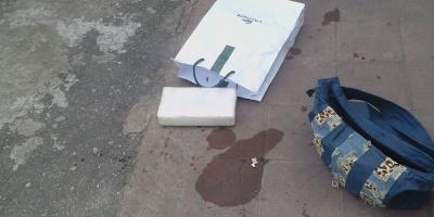Incautaron un kilo de cocaína en Colonia