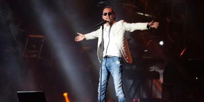 Marc Anthony deleita en República Dominicana