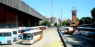 La línea 2M, que une Libertad con Montevideo, llega ahora a Tres Cruces