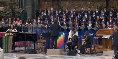 Festejan en Uruguay los 50 años de la Misa Criolla