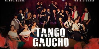 """Cuatro miércoles de """"Tango Gaucho"""" en teatro El Tinglado"""