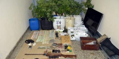 Cinco procesados tras operación antidrogas en Florida