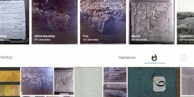 El Museo Británico y Google muestran objetos de la cultura maya