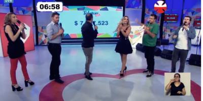 Teletón Uruguay busca recaudar más de 4,3 millones de dólares