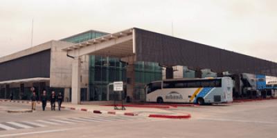 Destacan el pasaje de turistas por la Terminal de Ómnibus en Rocha