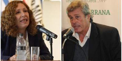 """Antía arremetió contra dichos de Constanza Moreira y dijo que """"debería preocuparse de su fuerza política"""""""