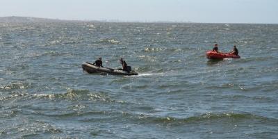 Buscan a joven desaparecido en aguas de Piriápolis