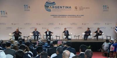 Vázquez en reunión de OMC en Buenos Aires
