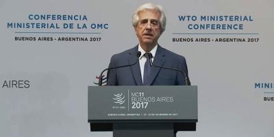 Uruguay reclamó acceso de producción agrícola a todos los mercados
