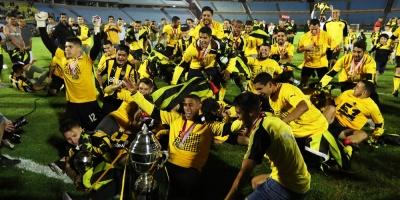 Peñarol se quedó con el Campeonato Uruguayo en los penales