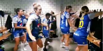 Video: El sensual baile de la chicas suecas de handball