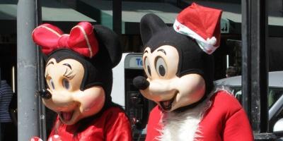 Un apagón en Disneylandia deja varias atracciones fuera de servicio
