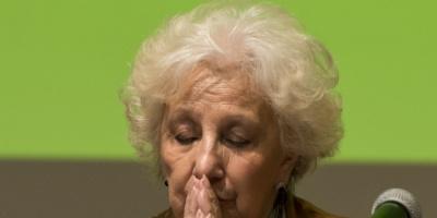 Restituyen la identidad a hija de desaparecidos argentinos, la nieta 127