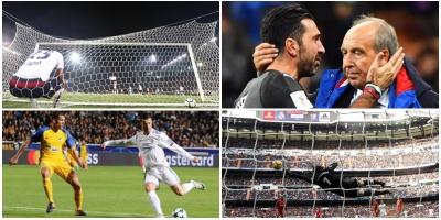 Mundo: El fútbol de 2017 en cinco frases