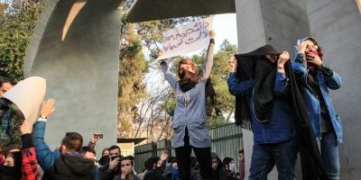 Asciende a 10 la cifra de muertos en las manifestaciones de Irán
