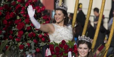 Centenario Desfile de las Rosas en EEUU reafirma su espíritu familiar