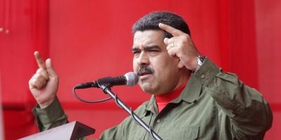 Maduro sube el salario mínimo un 40 %, el séptimo aumento de 2017